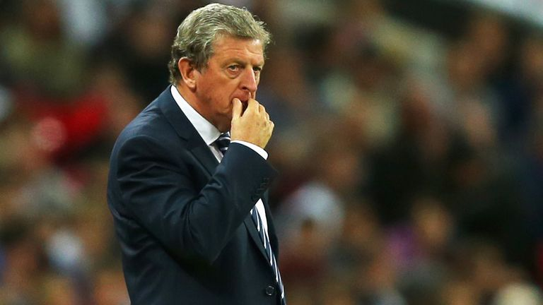 Roy Hodgson: 'England expects' on Friday night
