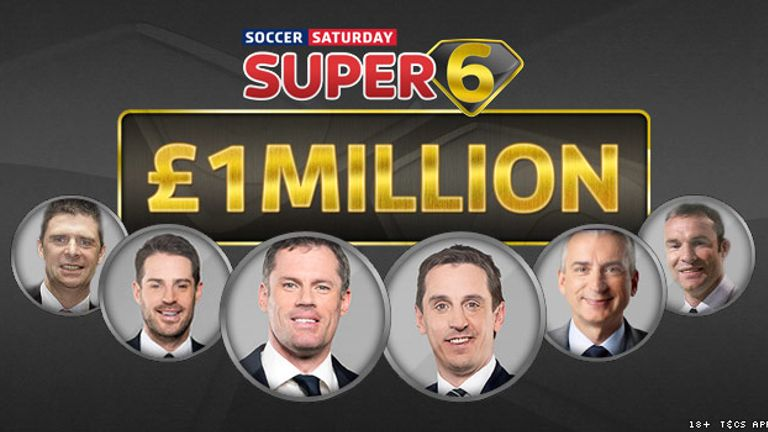 Super 6: Sky Sports pundits offer up their predictions