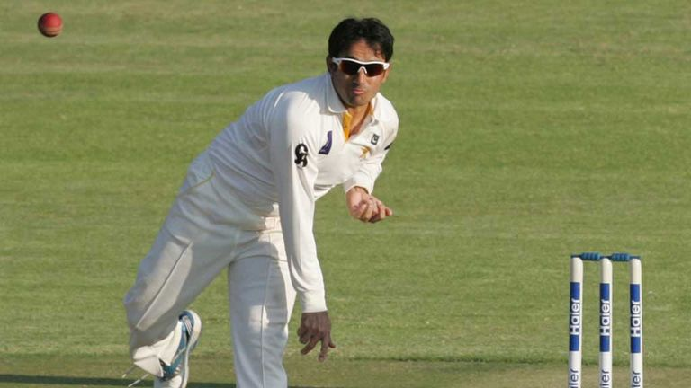 Saeed Ajmal: Took 24 wickets against England last year