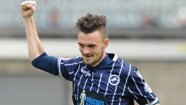 Scott Malone: Rescued Millwall late on