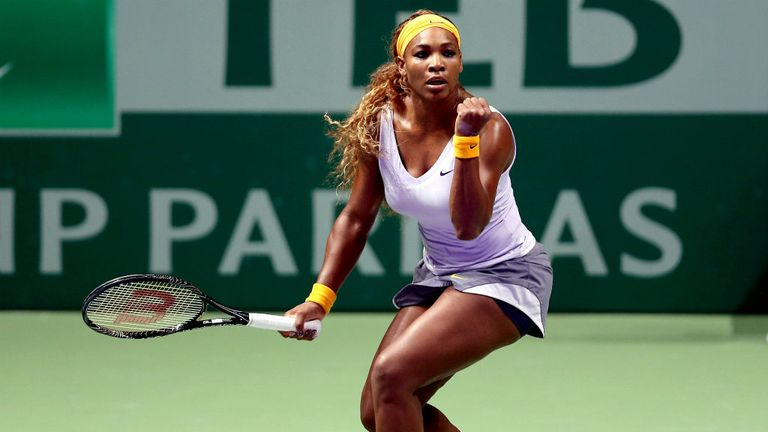 Serena Williams: Thrashed Angelica Kerber in just over an hour