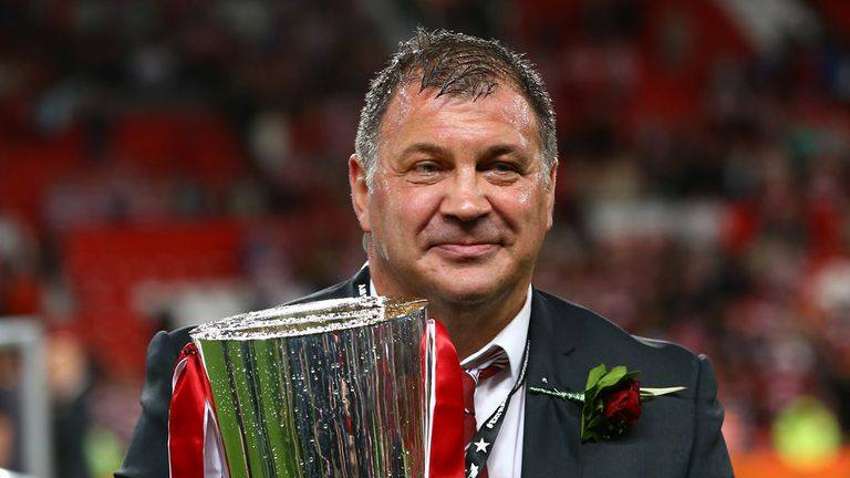 Shaun Wane: Happy to be facing Huddersfield in Super League opener