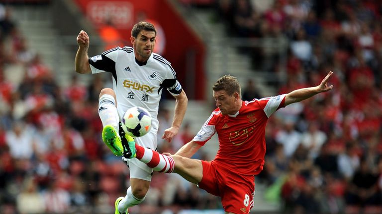 Angel Rangel: Swansea defender hoping for Ashley Williams' return