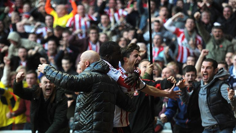 Fabio Borini: Scored a brilliant winner for Sunderland in the Wear-Tyne derby