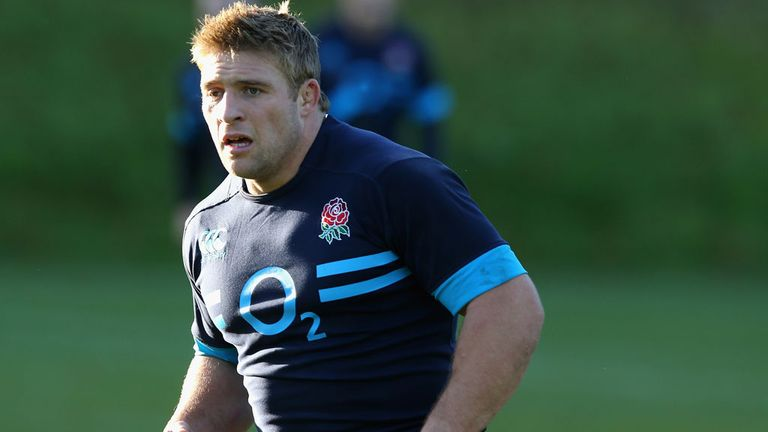 Tom Youngs: Featured for the British and Irish Lions during the summer