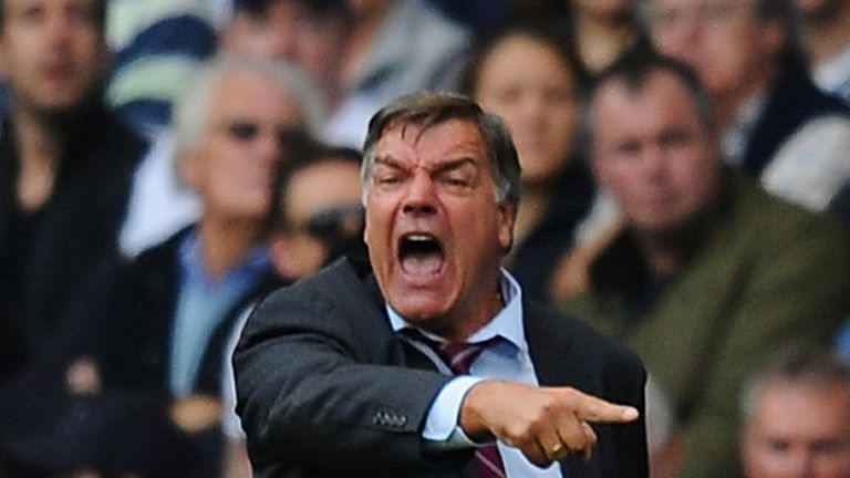 Sam Allardyce: Team played without an out and out front man to good effect for first league away win of season.