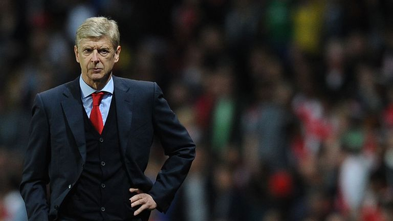 Arsene Wenger: Arsenal boss takes his side to Old Trafford on Sunday