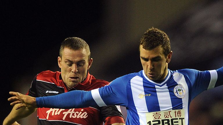 Richard Dunne and James McArthur: Match ended 0-0