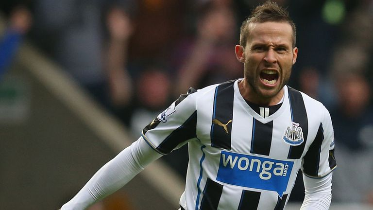 Yohan Cabaye: Wanted by PSG