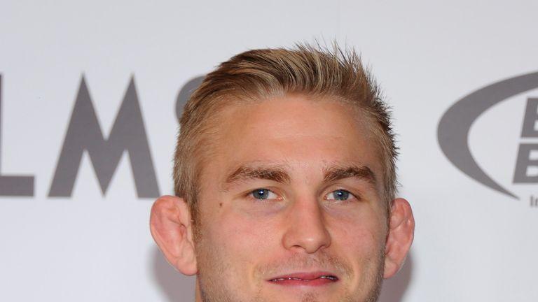 Alex Gustafsson: Will fight Antonio Rogerio Nogueira in London on March 8