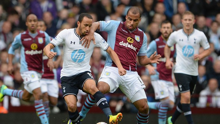Townsend: a pleasure to watch, says Kammy.