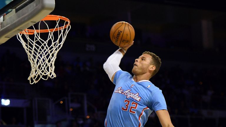 Blake Griffin: Will be under the guidance of Doc Rivers this season