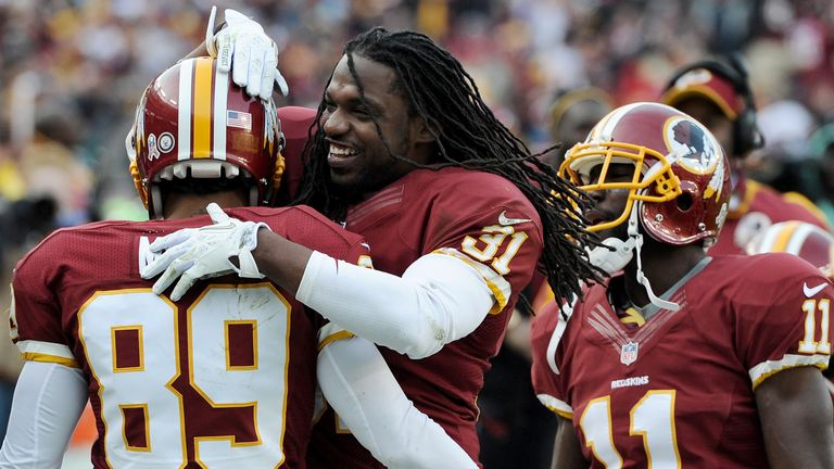 Will the Washington Redskins be celebrating in Minnesota?