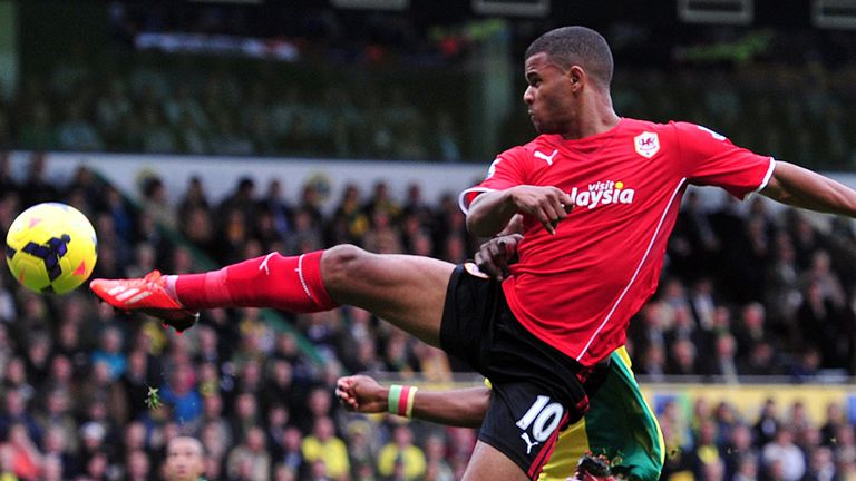 Fraizer Campbell: Happy with his decision to leave Manchester United in 2009