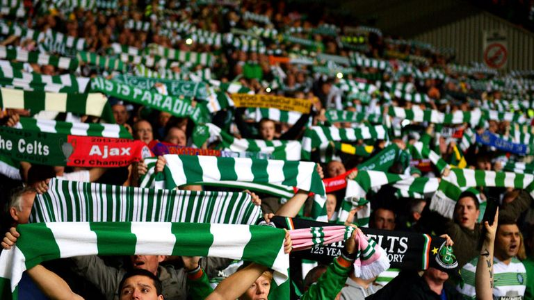 Celtic fans urged to follow team in correct manner at McDiarmid Park
