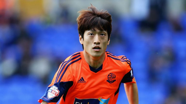 Chung-yong Lee: Being backed to rediscover his top form