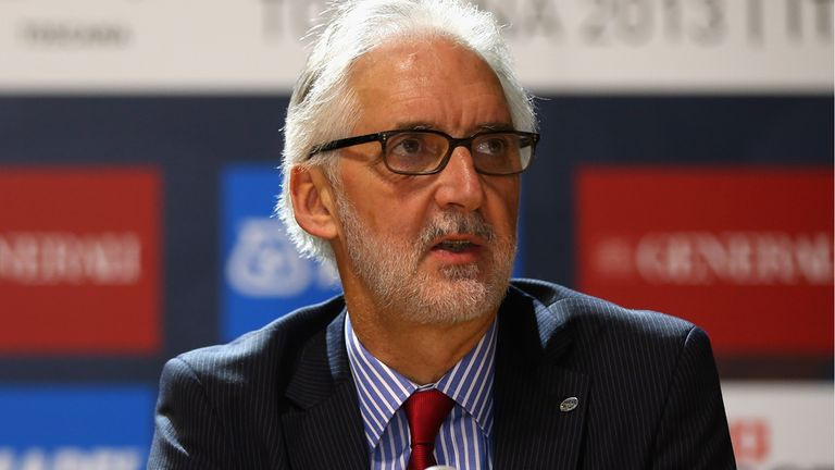 Brian Cookson commissioned the audit following his election as UCI president last September