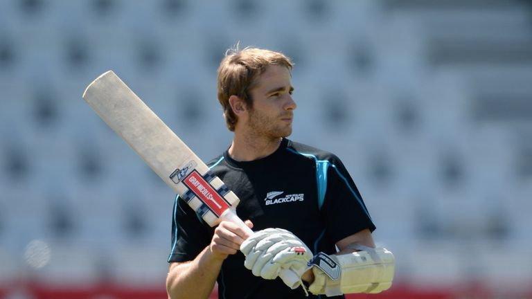 Kane Williamson: New Zealander sidelined for around six weeks