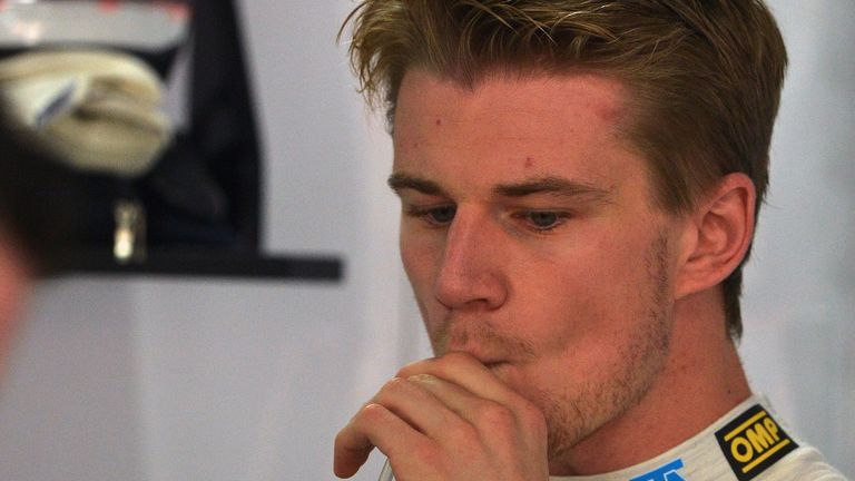 Nico Hulkenberg: Joining Lotus for two races was too big a risk