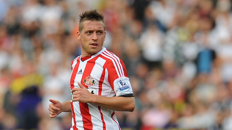 Emanuele Giaccherini: Sunderland midfielder is hoping for a backlash against Newcastle