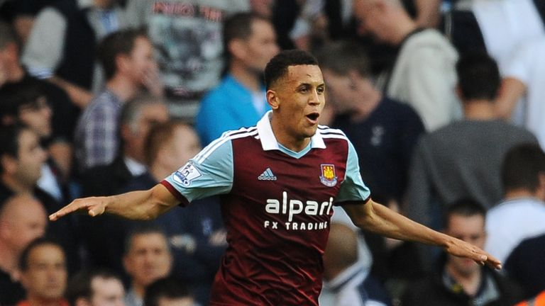 Ravel Morrison: Has scored five goals for West Ham this season