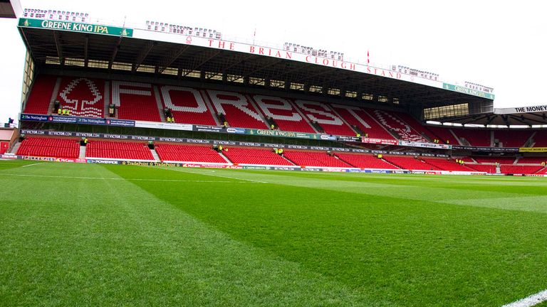 Nottingham Forest: Played host to Leicester on Wednesday