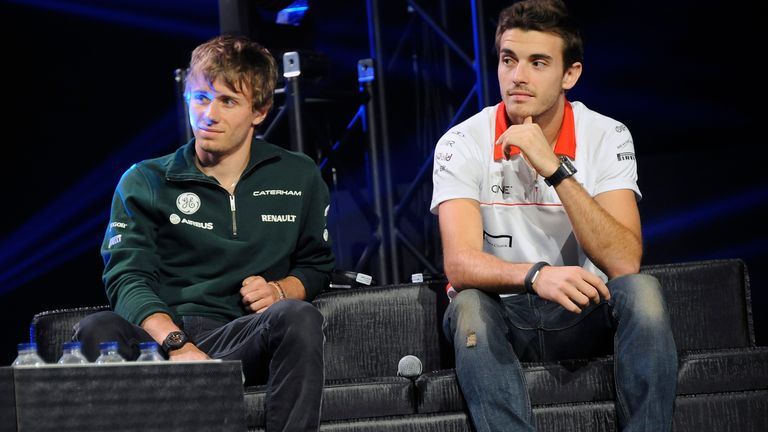 Charles Pic and Jules Bianchi will take ten-place grid penalties in Japan