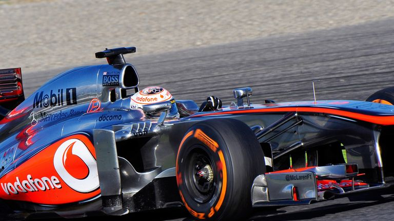 Jenson Button: Glad McLaren are adding to their skills