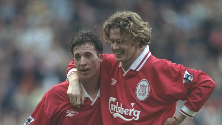 Robbie Fowler & Steve McManaman: Back to work with Liverpool's youngsters