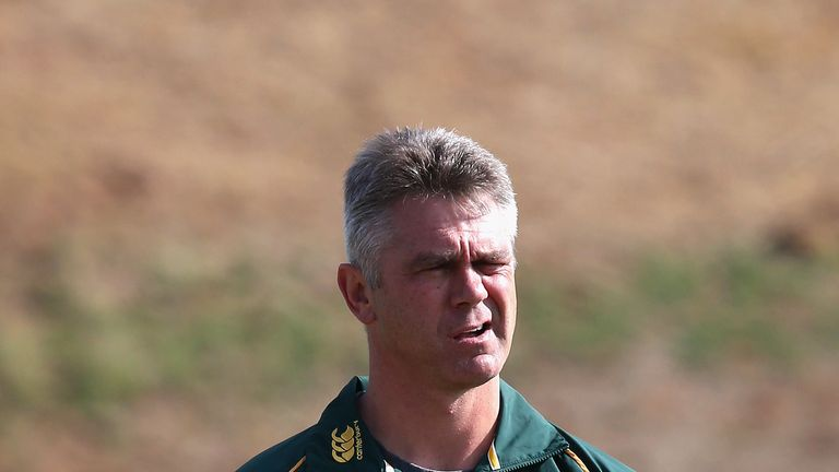 Heyneke Meyer: Insists his side won't play it safe
