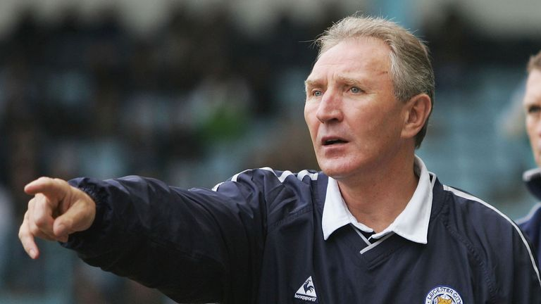 Howard Wilkinson: Hoping to bring about real change