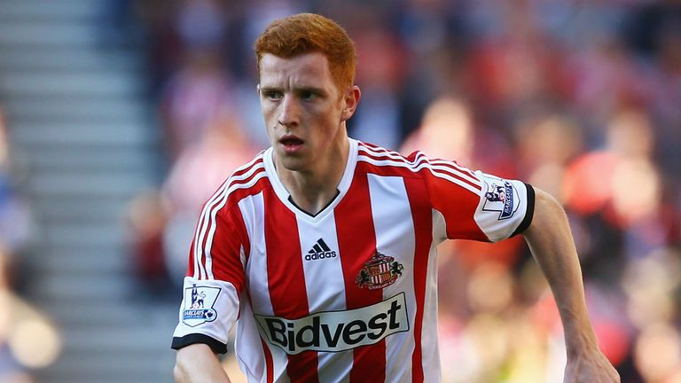 Jack Colback: Hoping days as a left-back are behind him