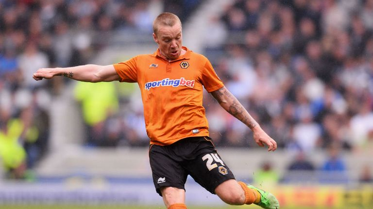 Jamie O'Hara: Has returned to the first team fold at Wolves