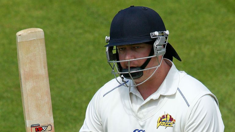 Jesse Ryder: Century on return for New Zealand batsman