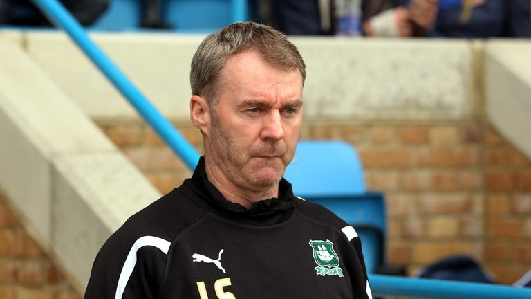 John Sheridan: Trying to bring fresh faces into Plymouth
