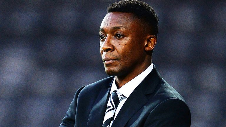 Chris Kiwomya: Leaves Notts County after poor start to season