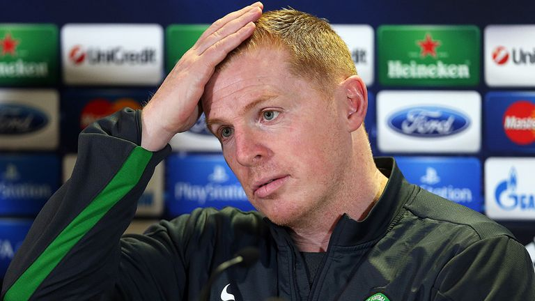 Neil Lennon: Braced for tough test in Amsterdam