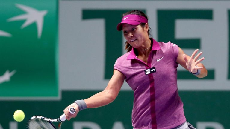 Li Na: Overcame Sara Errani in straight sets in Istanbul