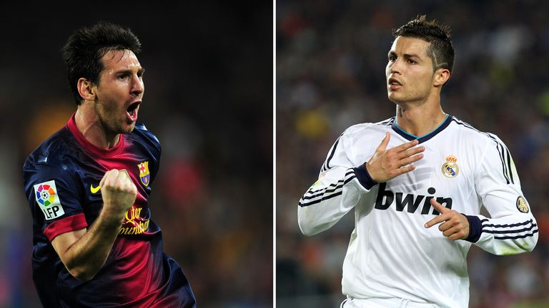 Lionel Messi: Happy that Cristiano Ronaldo will be playing in Brazil