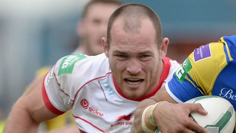 Rhys Lovegrove: Hard work paying off for Hull KR stalwart