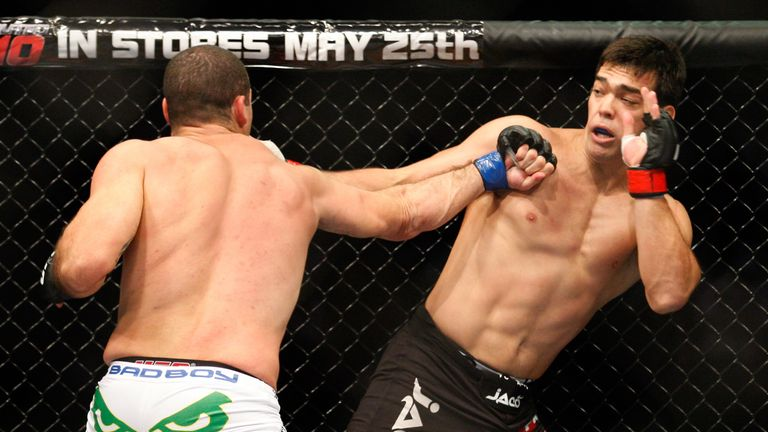 Lyoto Machida: Defeated Mark Munoz via first-round knockout