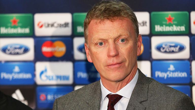 David Moyes: Manchester United boss awaiting updates on his sidelined players