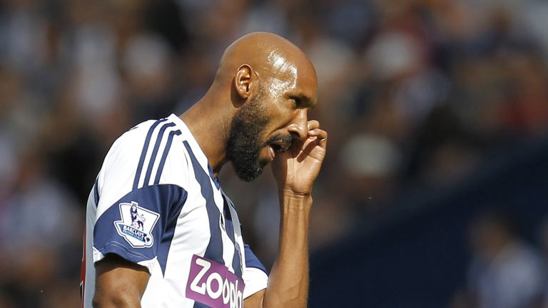 Nicolas Anelka: In the headlines