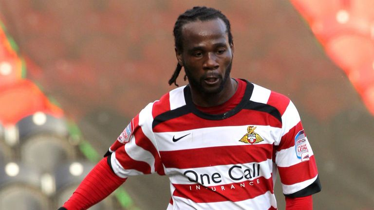 Pascal Chimbonda: Looking to earn himself a contract at Carlisle