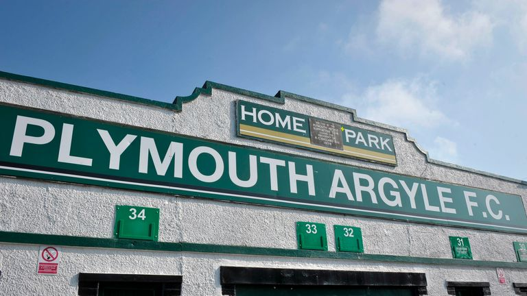 Home Park: Home to the Pilgrims