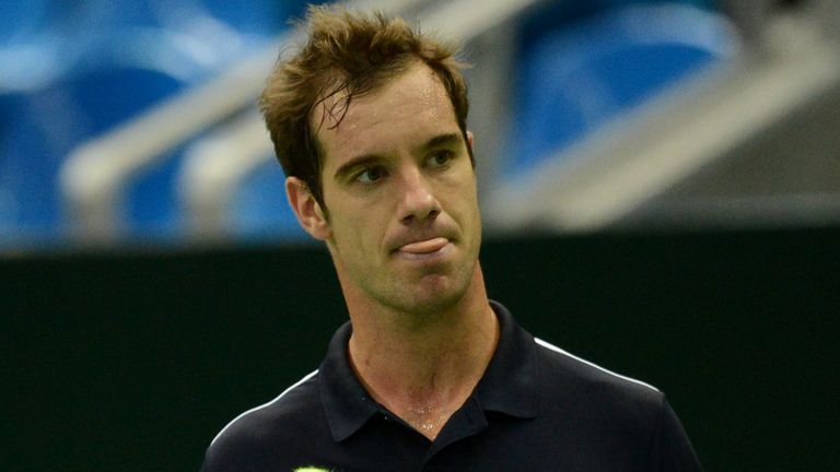 Richard Gasquet: chasing final place in ATP World Tour Finals in London