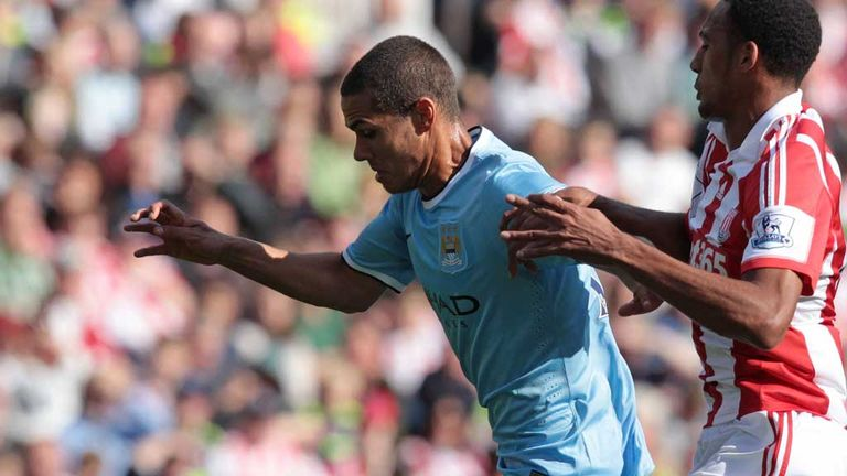Jack Rodwell: Manchester City midfielder now back in training