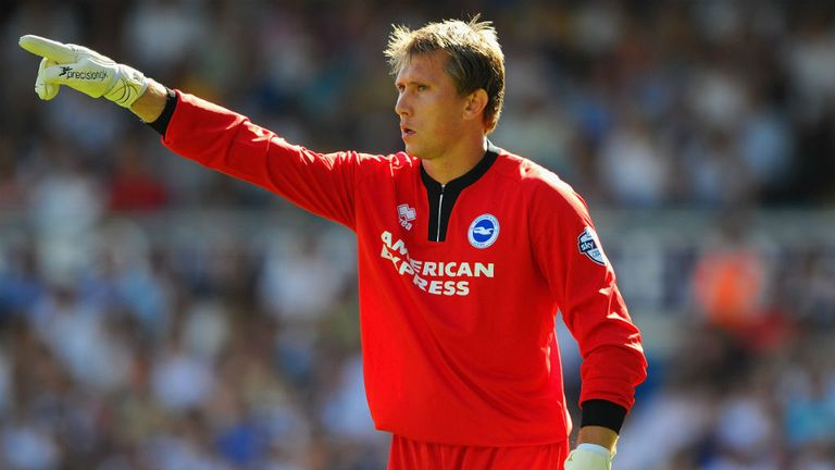 Tomasz Kuszczak: Ended up at Brighton as Watford were unable to put a deal in place