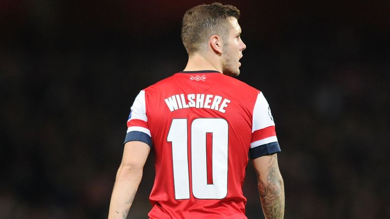 Jack Wilshere: Is not a master of the dark arts in the vein of Mathieu Flamini