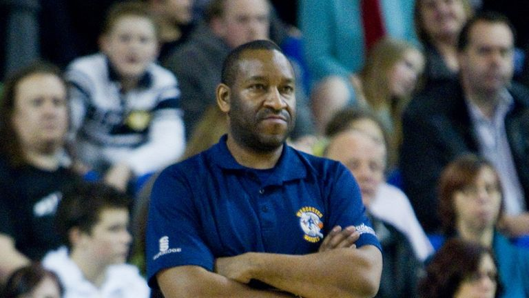 Paul James: Worcester Wolves head coach masterminded overtime victory